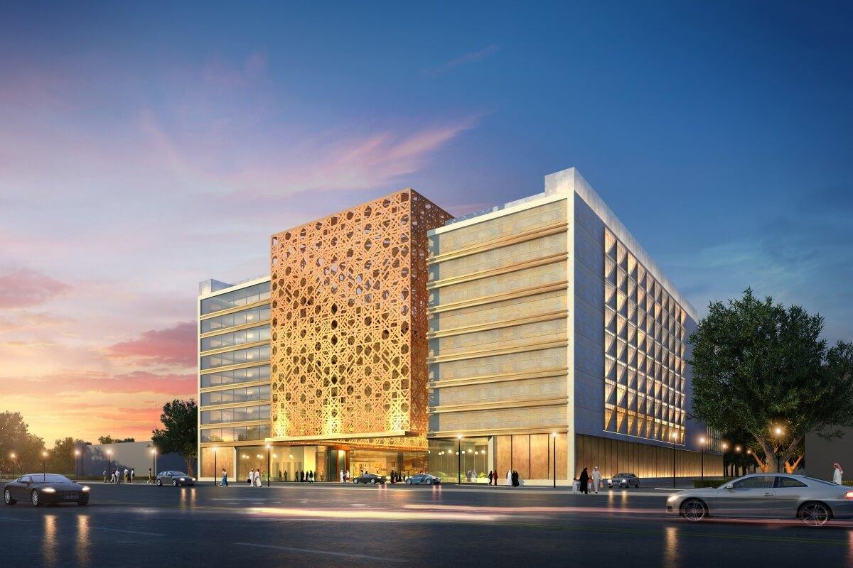 Muscat, Oman  | 5 Star Hotel